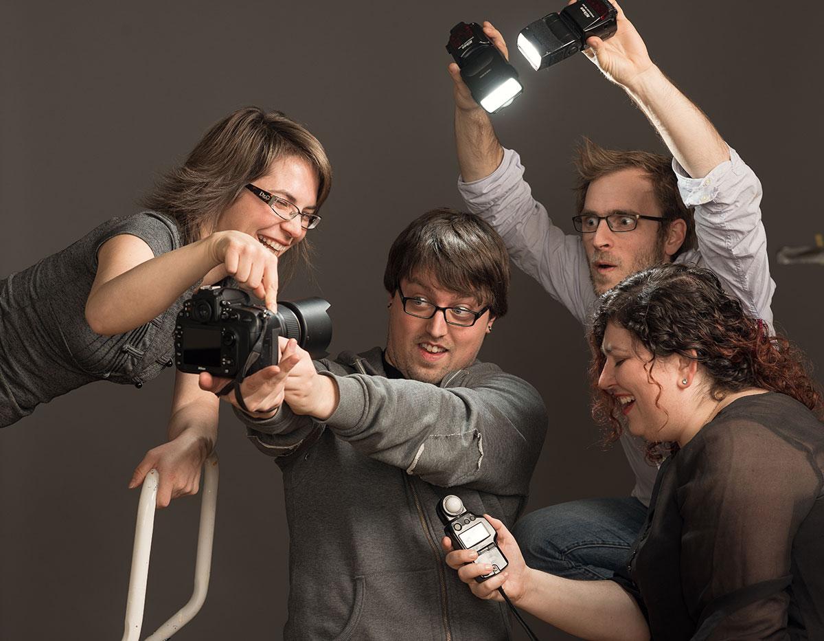 Formation photographie : un métier au bout de l'objectif.