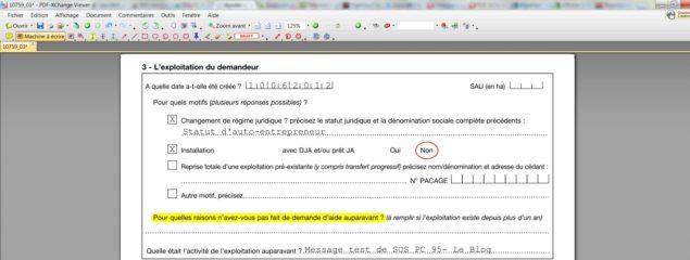 Comment écrire dans un pdf ?