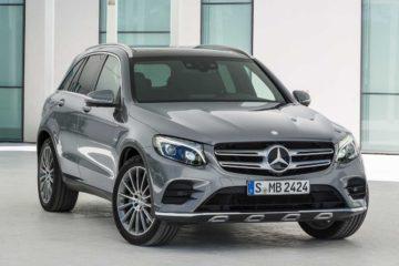 Mercedes GLC : une voiture incroyable qui allie esthétisme et performances