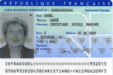 Comment changer sa carte d'identite ?
