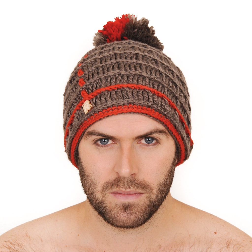 Bonnet Homme A Pompon Fashion